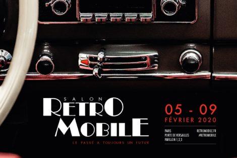 AC Exclusive en partenariat avec la carrosserie Lecoq pour cette 45éme édition au salon Rétromobile 2020